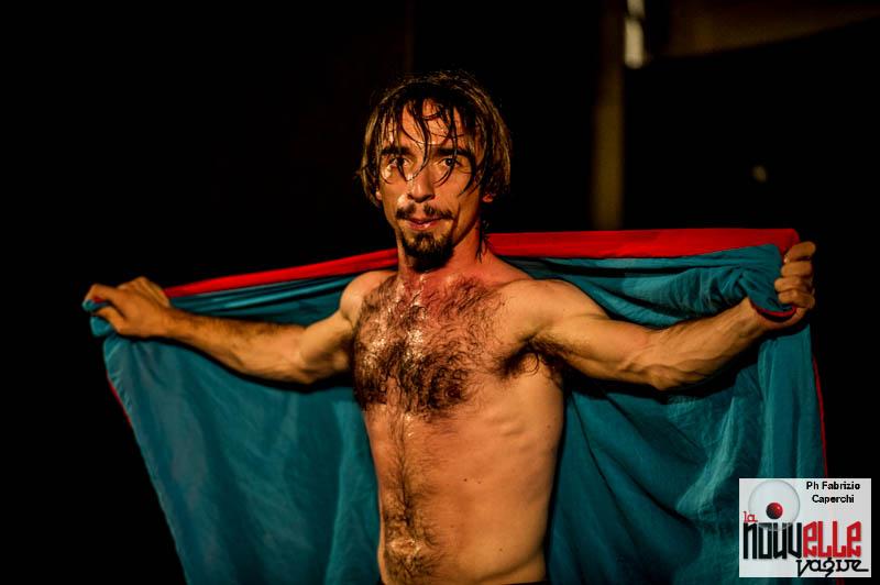 Roma Fringe Festival 2014 : 84 gradini - Foto di Fabrizio Caperchi e Linamaria Palumbo