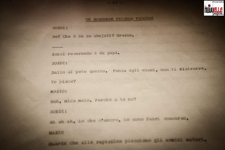 Alberto Sordi e la sua Roma - Foto di Luca Carlino