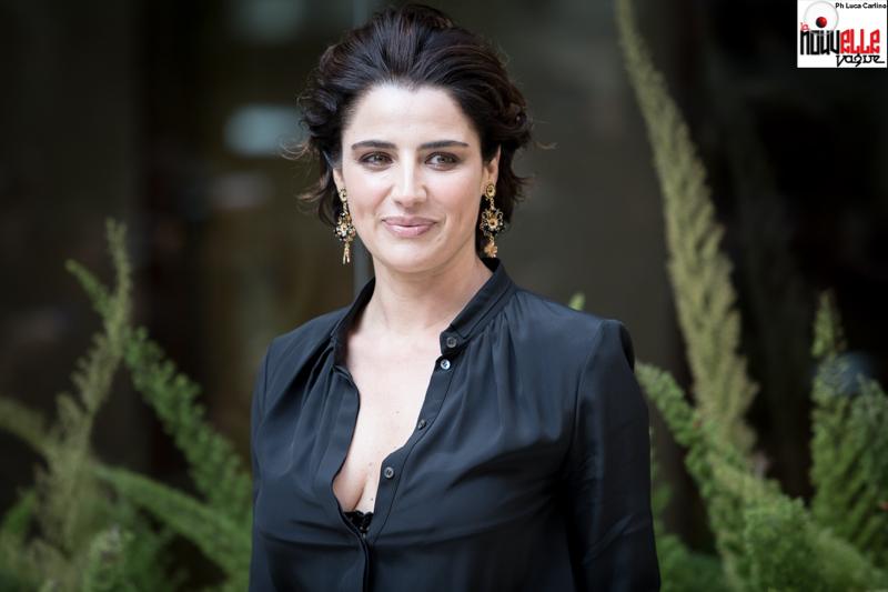 Luisa Ranieri - Allacciate le cinture - Foto di Luca Carlino