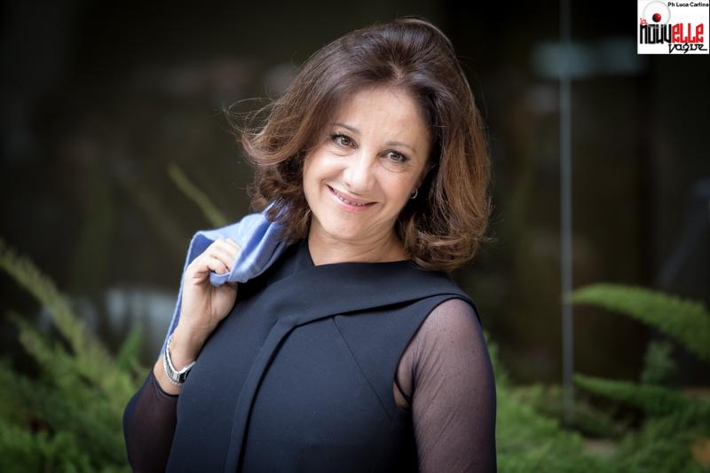 Carla Signoris - Allacciate le cinture - Foto di Luca Carlino