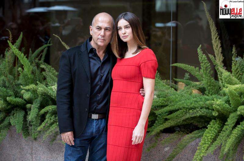 Kasia Smutniak e Ferzan Ozpetek - Allacciate le cinture - Foto di Luca Carlino