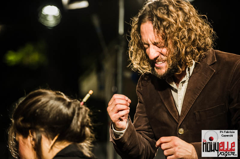 Roma Fringe Festival 2014 : A.V.E. - Assicurazione Vita Eterna - Foto di Fabrizio Caperchi e Linamaria Palumbo