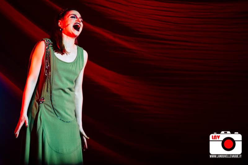 Cabaret al Politeama Rossetti © Fabrizio Caperchi Photography / La Nouvelle Vague Magazine