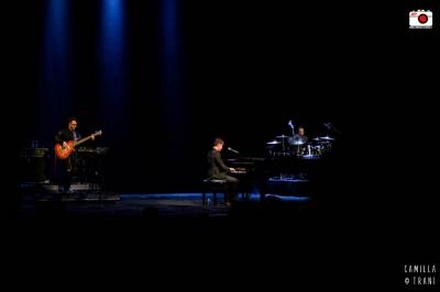 Peter Cincotti All'Auditorium PdM - Foto di Camilla Trani