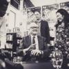 Conferenza Stampa Hamlet al Caffè San Marco - Foto di Fabrizio Caperchi