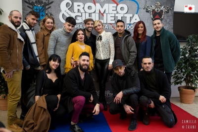 Conferenza stampa Romeo e Giulietta - Foto di Camilla Trani