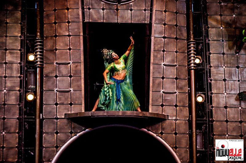 Dralion del Cirque du Soleil - Lo Show - Foto di Fabrizio Caperchi