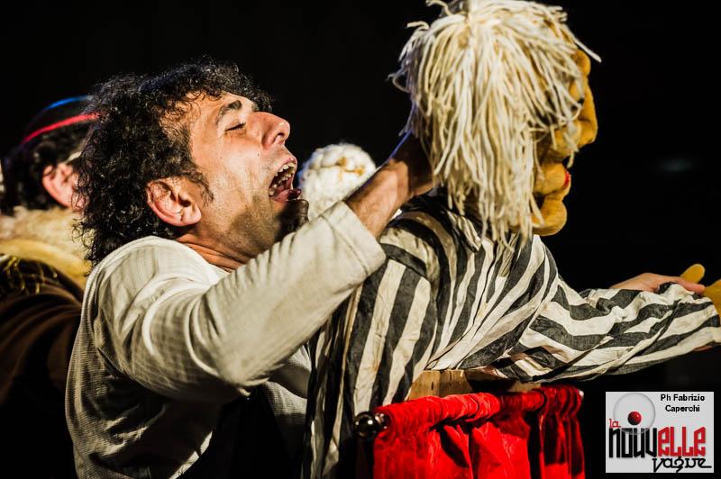 Roma Fringe Festival 2014 : Finale di Partita - Foto di Fabrizio Caperchi