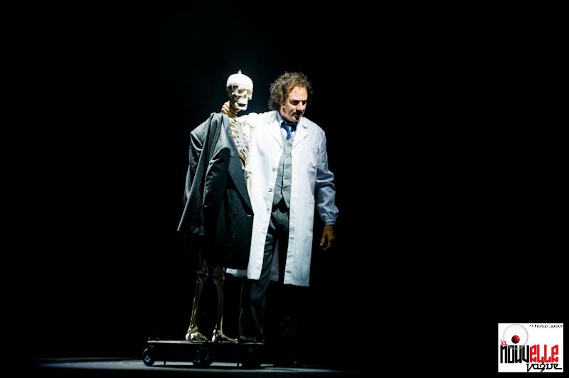 Frankestein Jr @ Teatro Brancaccio, Roma