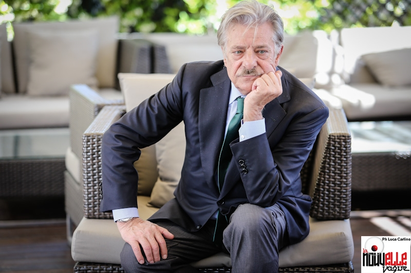 Giancarlo Giannini - Foto di Luca Carlino