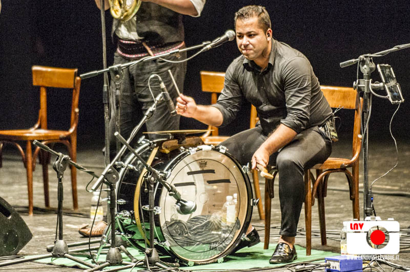 Goran Bregovic al Mittelfest, Udine