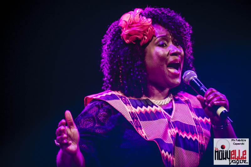 Harlem Gospel Choir - Foto di Fabrizio Caperchi
