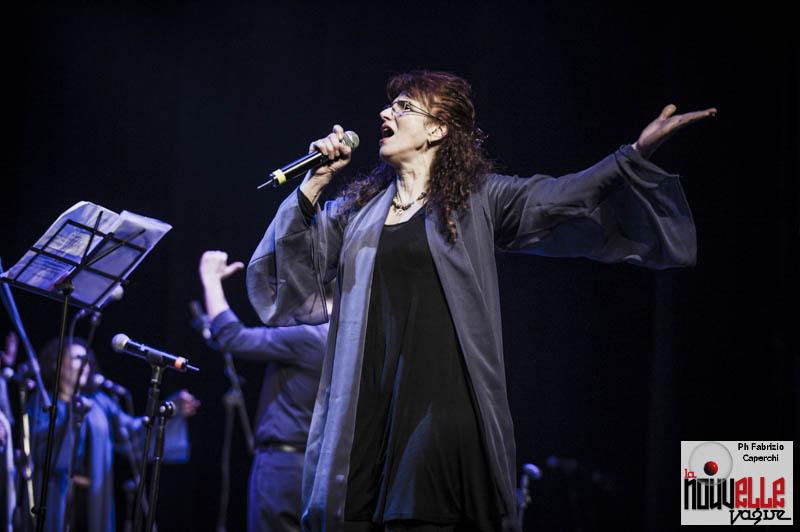 Harmony Gospel Singers al Politeama Rossetti di Trieste - Foto di Fabrizio Caperchi