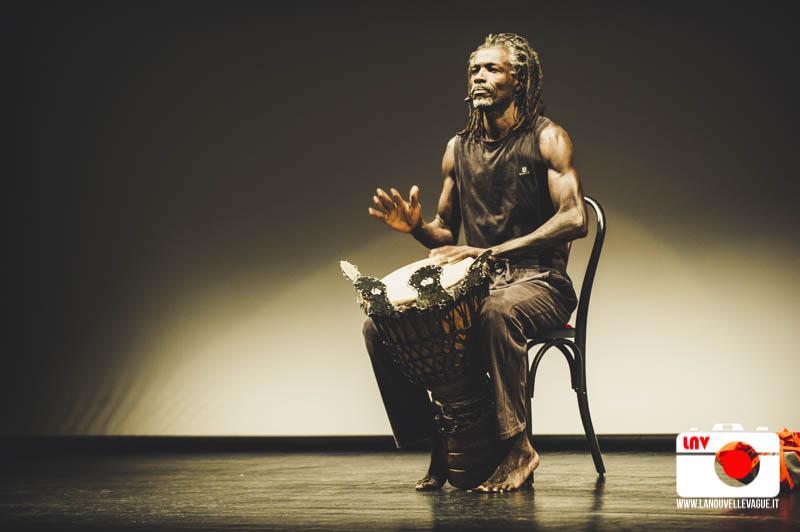 Il Riscatto con Mohamed Ba al Teatro Miela