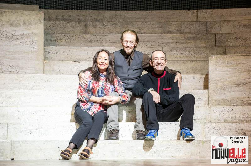 Jesus Christ Superstar - La conferenza stampa al Teatro Sitina di Roma
