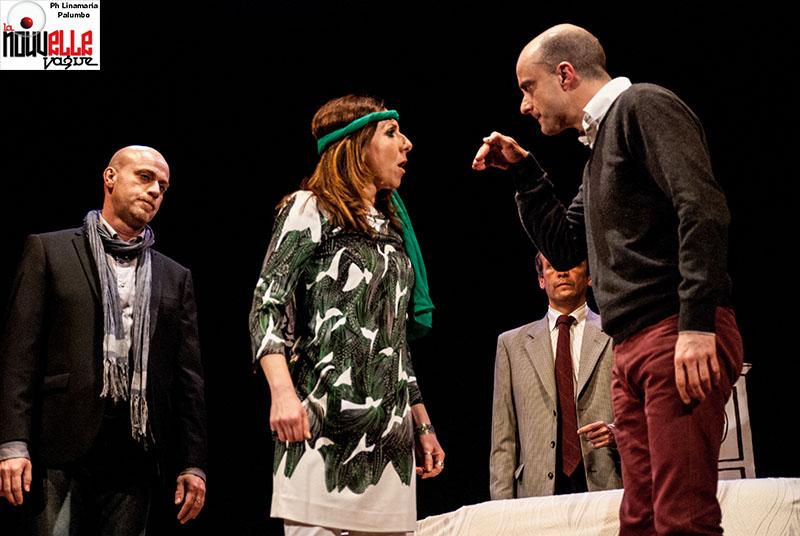 La cena dei cretini al Teatro Trastevere