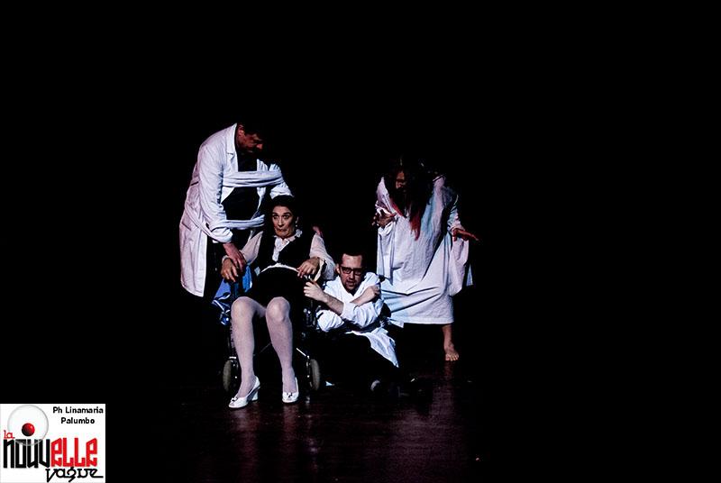 La follia abita in ogni cuore - Foto di Linamaria Palumbo