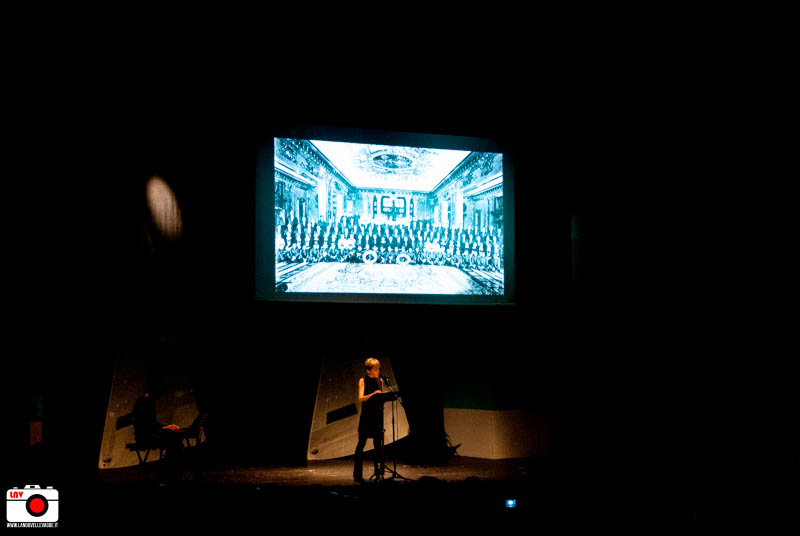 La Notte Blu dei Teatri 2016 - Teatro Norberto Bobbio - Foto di Fabrizio Caperchi e Linamaria Palumbo