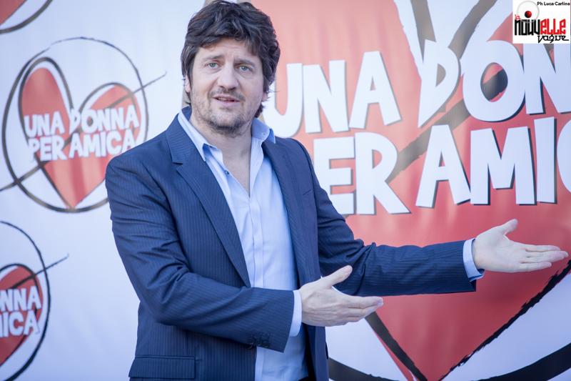 Fabio De Luigi - Una donna per amica - Foto di Luca Carlino