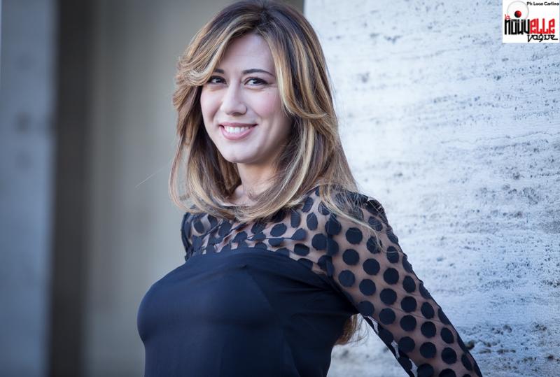 Virginia Raffele - Una donna per amica - Foto di Luca Carlino