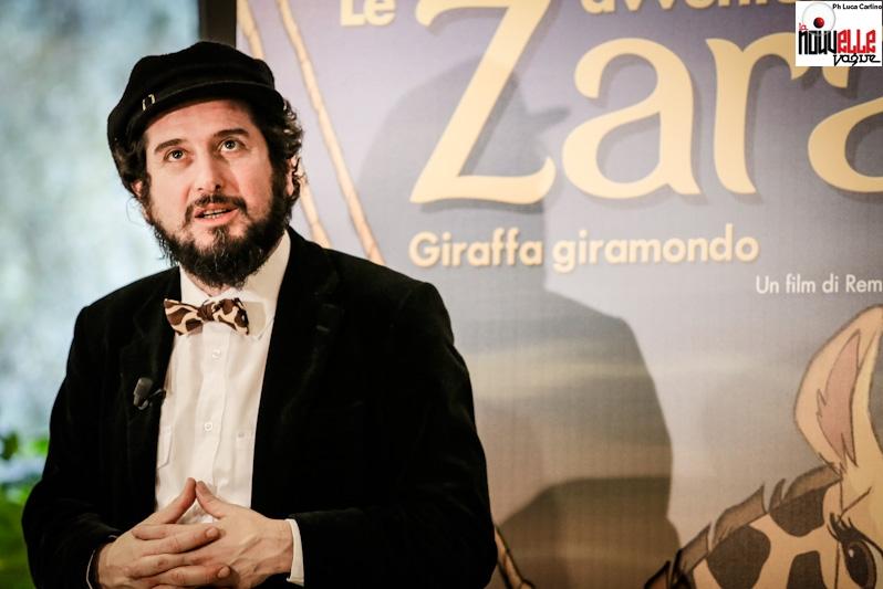 Le avventure di Zarafa giraffa giramondo - Foto di Luca Carlino