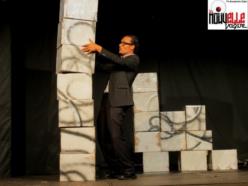 Roma Fringe Festival 2013 - Le Fondamenta dell'Impero -  Foto di Alessandro Giglio