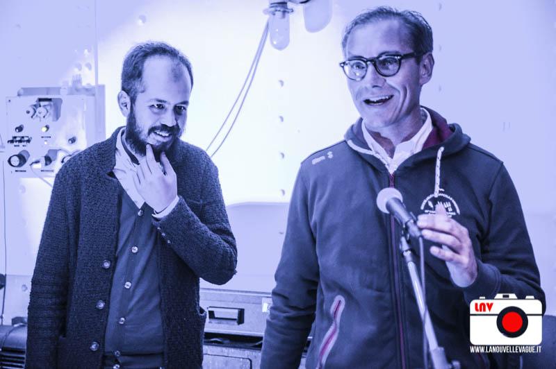 Mitja Gialuz e Luigi Vignando - Secret Concert della Barcolana49 ©Fabrizio Caperchi Photography / La Nouvelle Vague Magazine 2017
