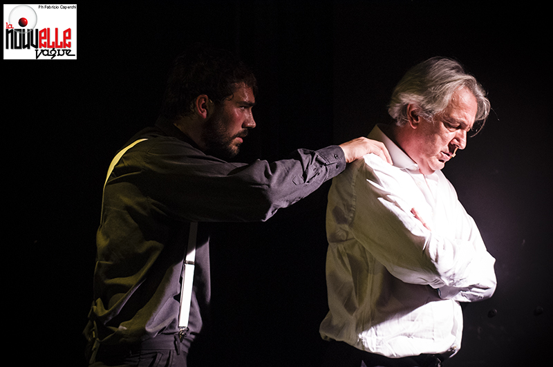 L'uomo dal fiore in bocca @ Colosseo Nuovo Teatro, Roma