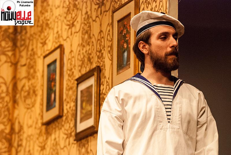 L'Uomo, la Bestia e la Virtù al Teatro Arcobaleno, Roma 20/12/2014