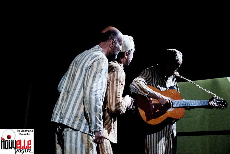 Roma Fringe Festival 2014 : Memoria - Foto di Linamaria Palumbo
