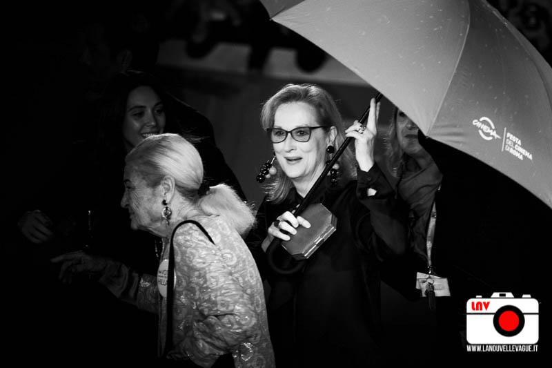 Meryl Streel alla Festa del Cinema di Roma