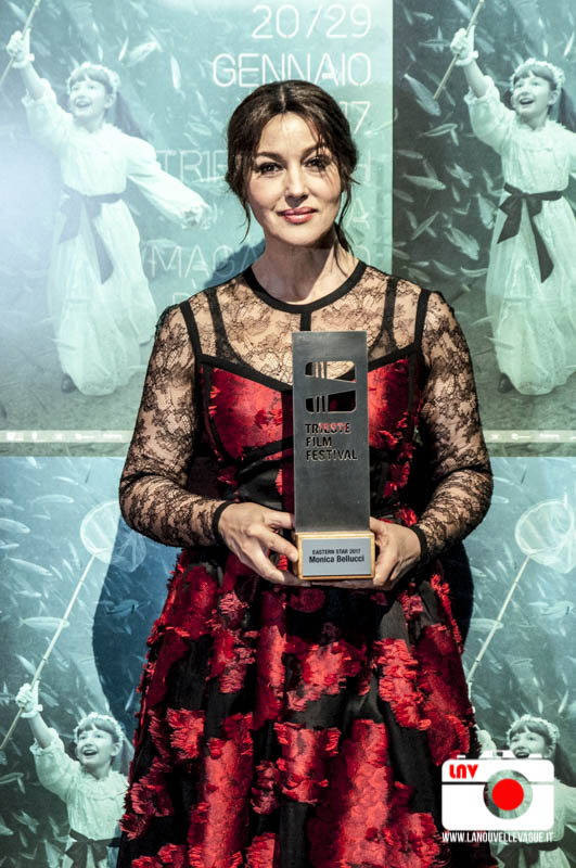 Monica Bellucci alle Premiazioni TFF28