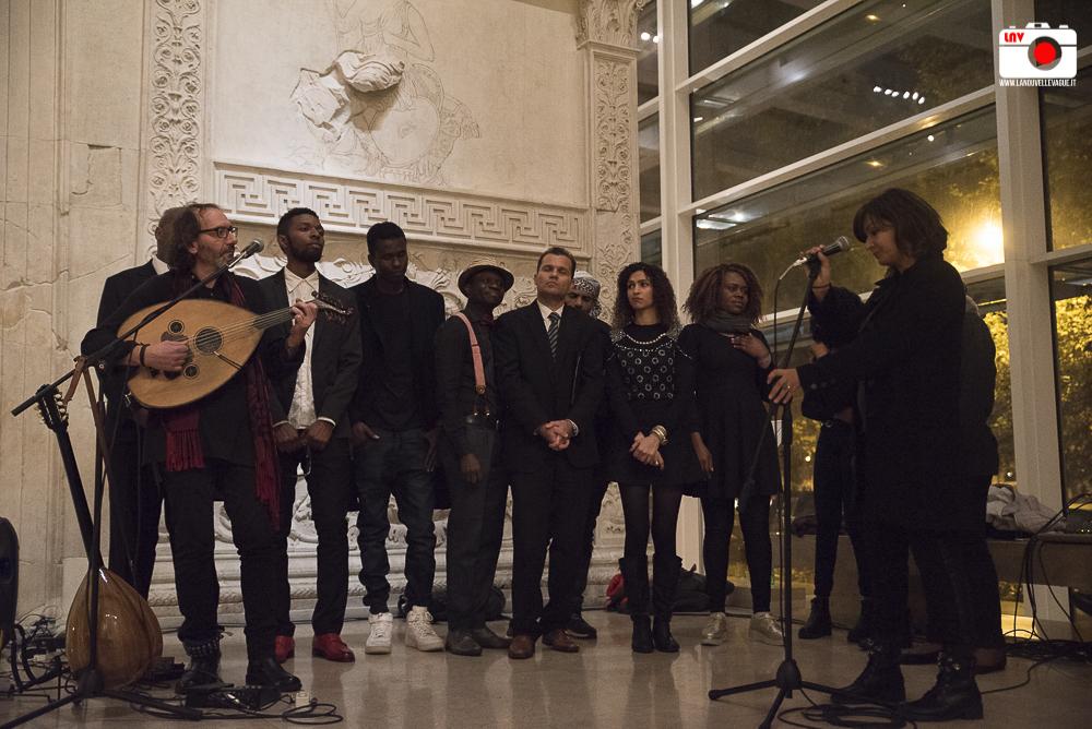 Musei in musica 2017 : Voci migranti - Foto di Alessandro Pollastrini
