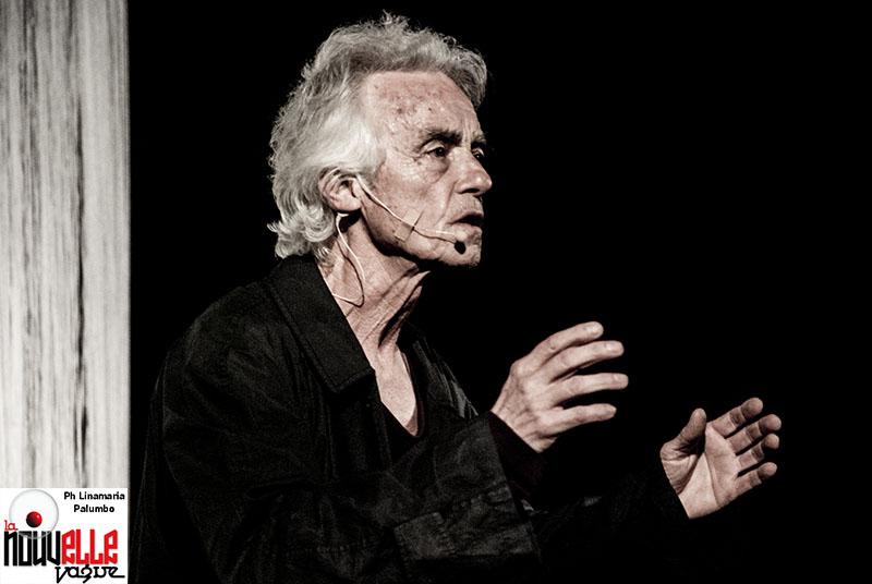 Roma Fringe Festival 2014 : Non per vantarmi ma avevo capito tutto, un uomo avanti - Foto di Linamaria Palumbo