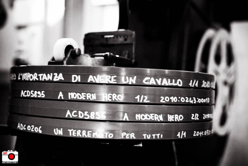 Paolo Venier, Mille occhi - Foto di Linamaria Palumbo