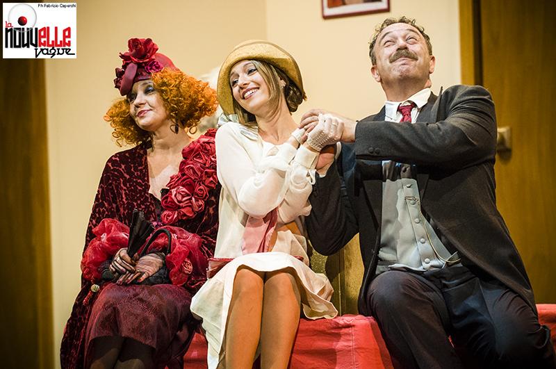 @Le Pillole d'Ercole @ Teatro Cassia, Roma