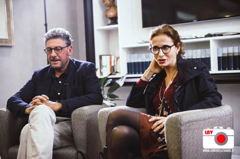 Margareth Mazzantini e Sergio Castellitto a Pordenonelegge 2017