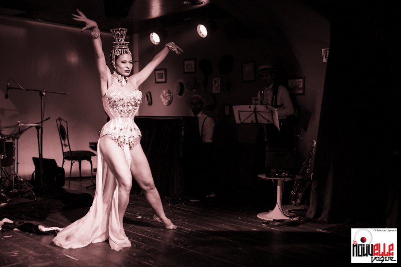 Roma Burlesque Festival 2014 - Foto di Fabrizio Caperchi e Linamaria Palumbo