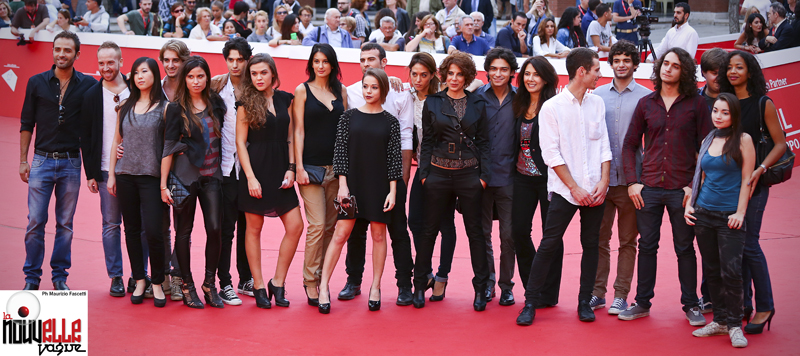 Roma Film Festival 2014 - Red Carpet del 16 ottobre