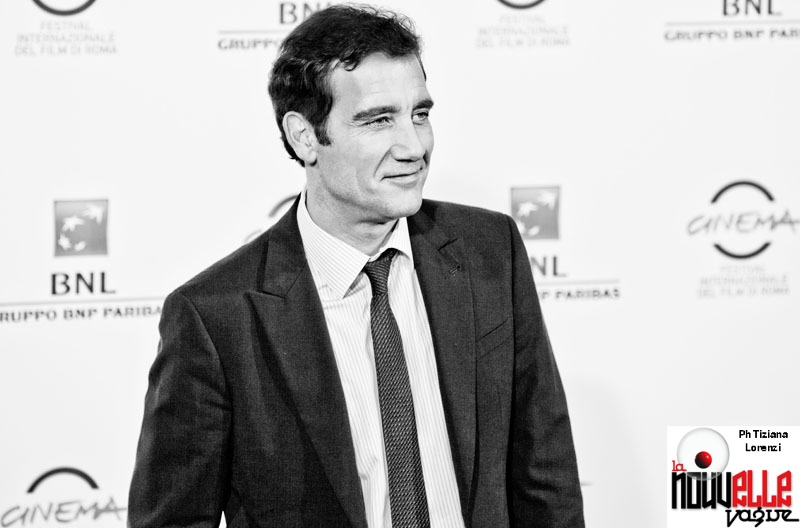 Roma Film Festival 2014 - Clive Owen