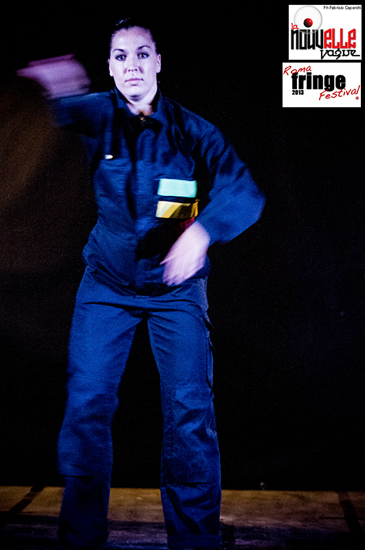 Roma Fringe Festival 2013 - 1UP - Foto di Fabrizio Caperchi