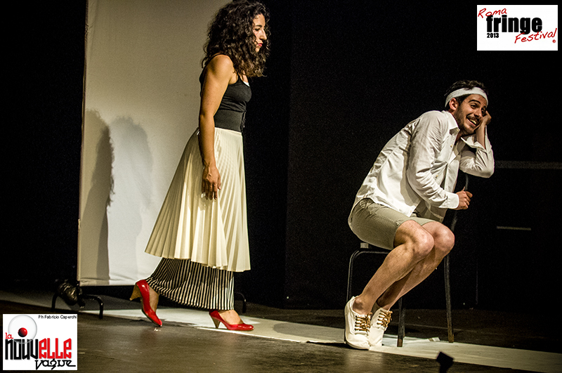 Roma Fringe Festival 2013 - Ballatoio - Foto di Fabrizio Caperchi