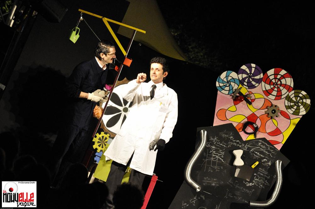 Roma Fringe Festival 2013 - Cose di questo mondo - Foto di Giovanna Onofri