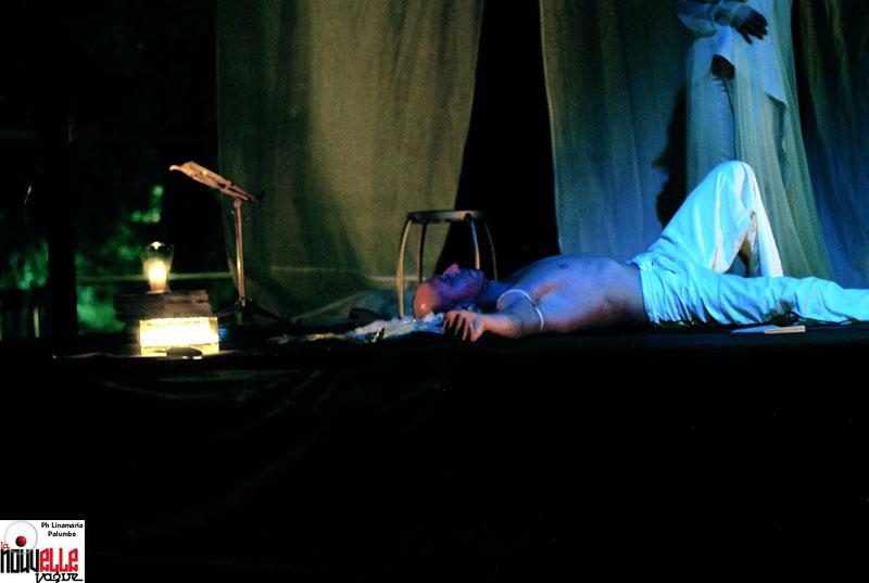 Roma Fringe Festival 2013 - Cromosoma-x - Foto di Linamaria Palumbo