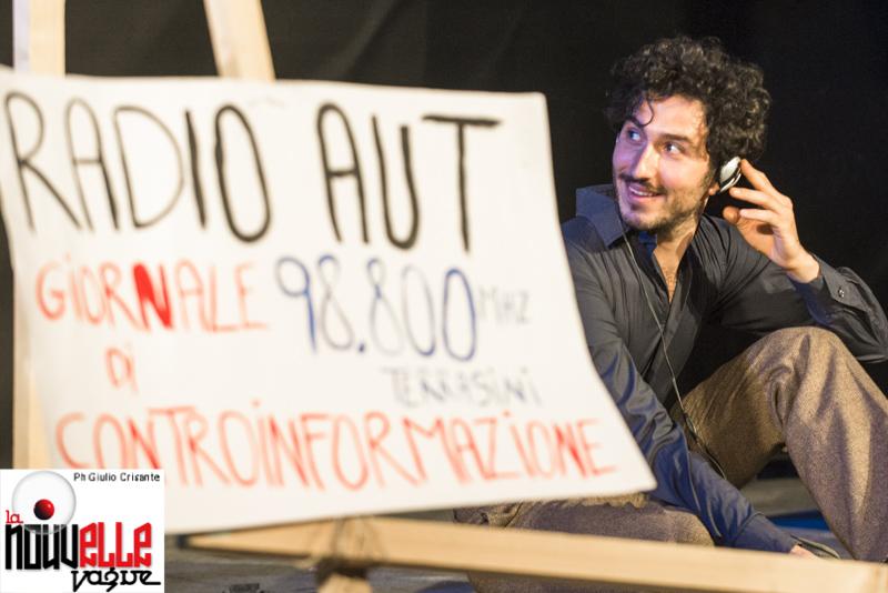 Roma Fringe Festival 2013 - Dietro i tuoi passi - Foto di Giulio Crisante