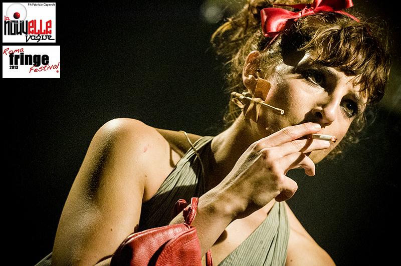 Roma Fringe Festival 2013 - Finding Beauty - Foto di Fabrizio Caperchi