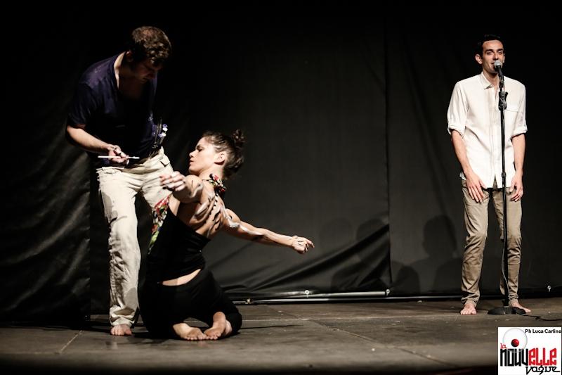 Roma Fringe Festival 2013 - Futuri voli - Foto di Luca Carlino