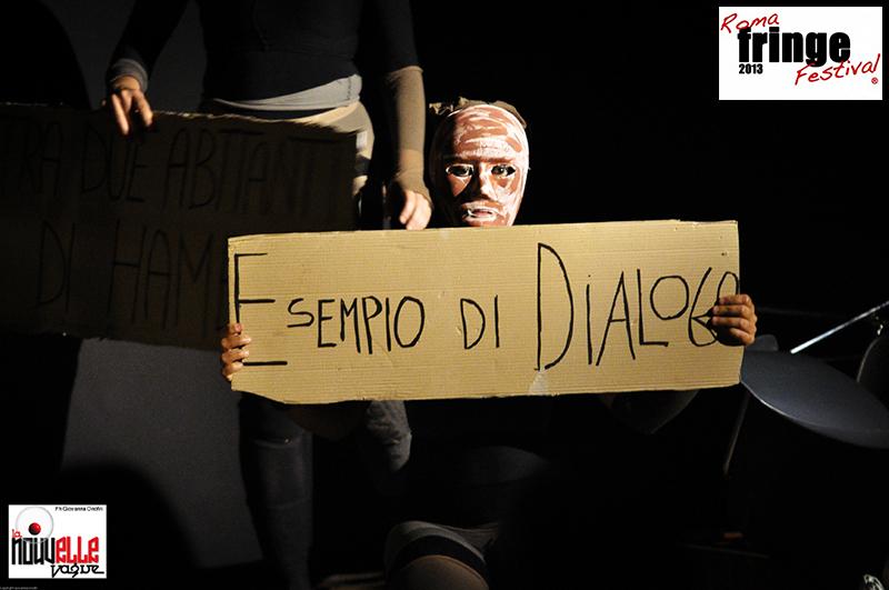 Roma Fringe Festival 2013 - Hamelin - Foto di Giovanna Onofri