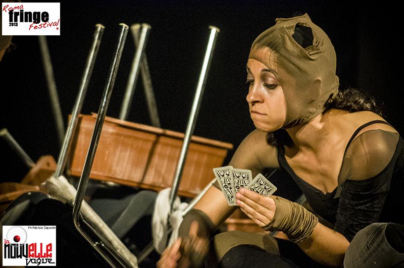 Roma Fringe Festival 2013 - Hamelin - Foto di Fabrizio Caperchi