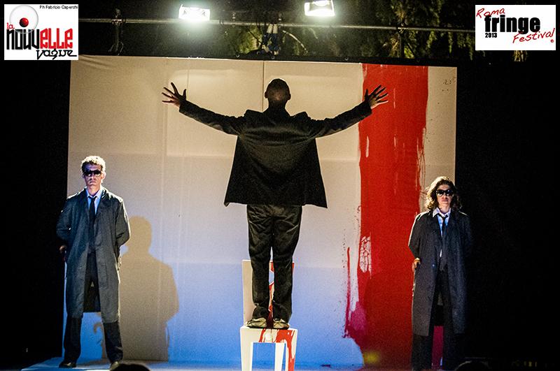 Roma Fringe Festival 2013 - I fiori del male - Foto di Fabrizio Caperchi